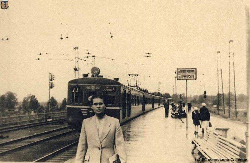 Ленинград 1951 года