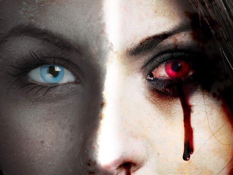 Кровавые слезы. Что это за болезнь?