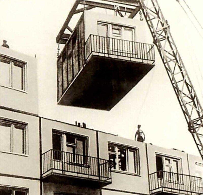 Как Хрущев решил жилищную проблему в СССР