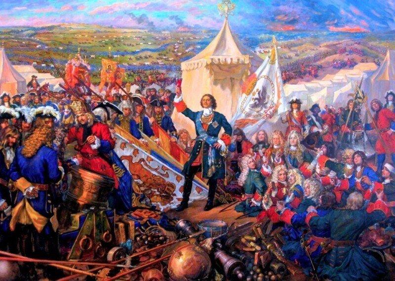 ЕСПЧ признал незаконным разгром войск Карла XII под Полтавой