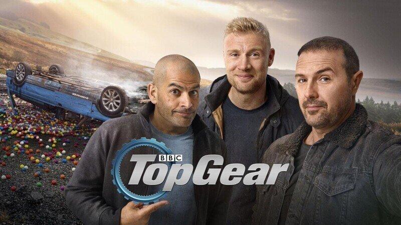 Ведущие «Top Gear» планируют большую поездку по США