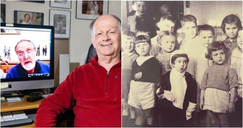 Друзья, которые пережили Холокост, встретились через 76 лет