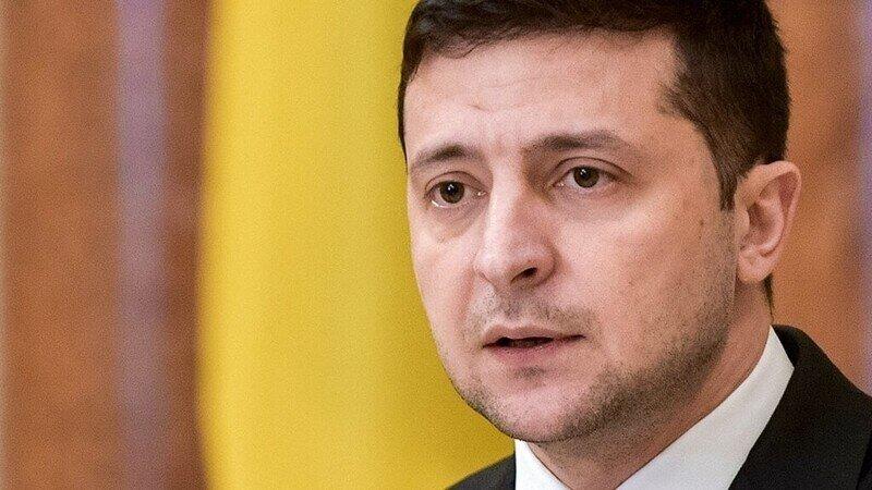 Зеленский призвал Байдена помочь Украине вступить в НАТО «не только на словах»