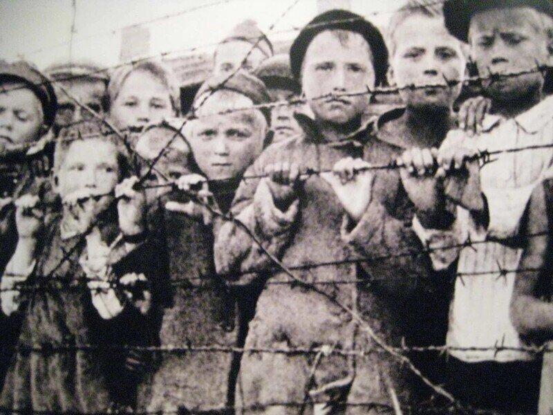 В Международный день освобождения узников фашистских концентрационных лагерей бывший малолетний закл