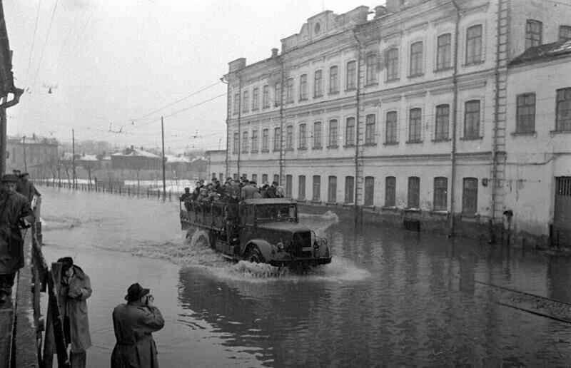 Москва 1947 год