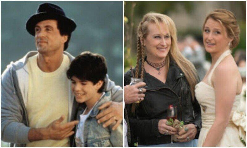 22 фильма, в которых актеры-родственники сыграли вместе