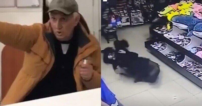 """Во Владикавказе две отважные женщины задержали """"террориста"""", угрожавшего взорвать магазин"""