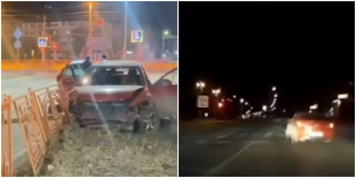 В Ангарске 14-летний подросток решил прокатить свою девушку на маминой машине и устроил погоню