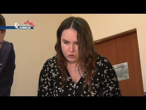 Роза Смирнова — инженер-технолог завода запасных частей и компонентов «КАМАЗа»