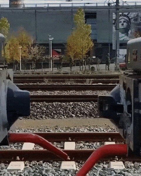Железнодорожное порно