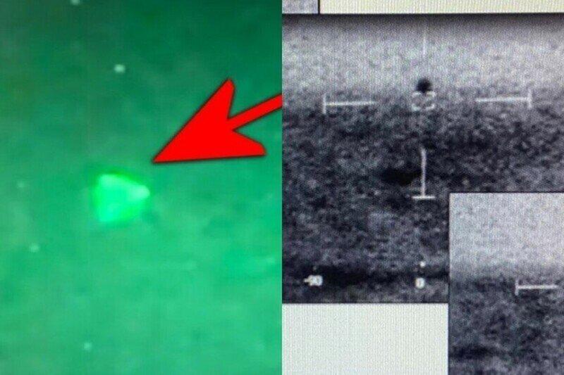 Минобороны США признало, что фото и видео с НЛО - подлинные