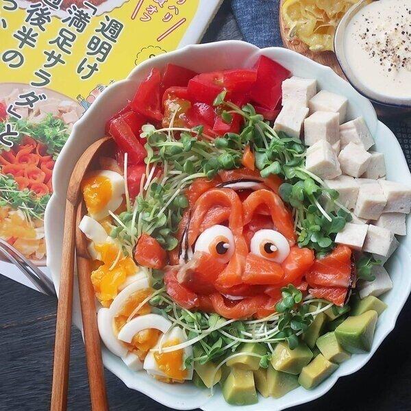 Веселые блюда