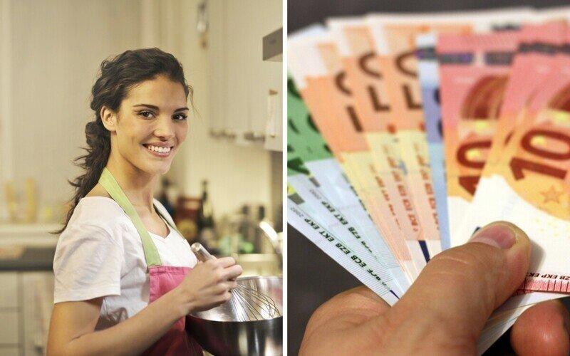 После развода мужчине пришлось заплатить бывшей жене за домашний труд