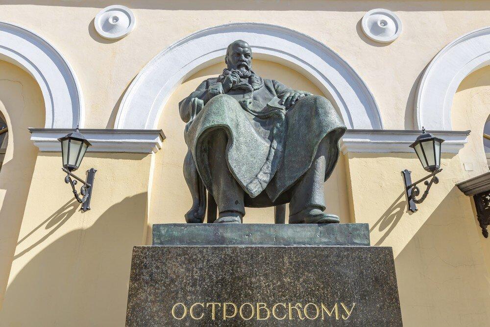 Наш Колумб: почему Александра Николаевича Островского называют «Колумбом Замоскворечья»?