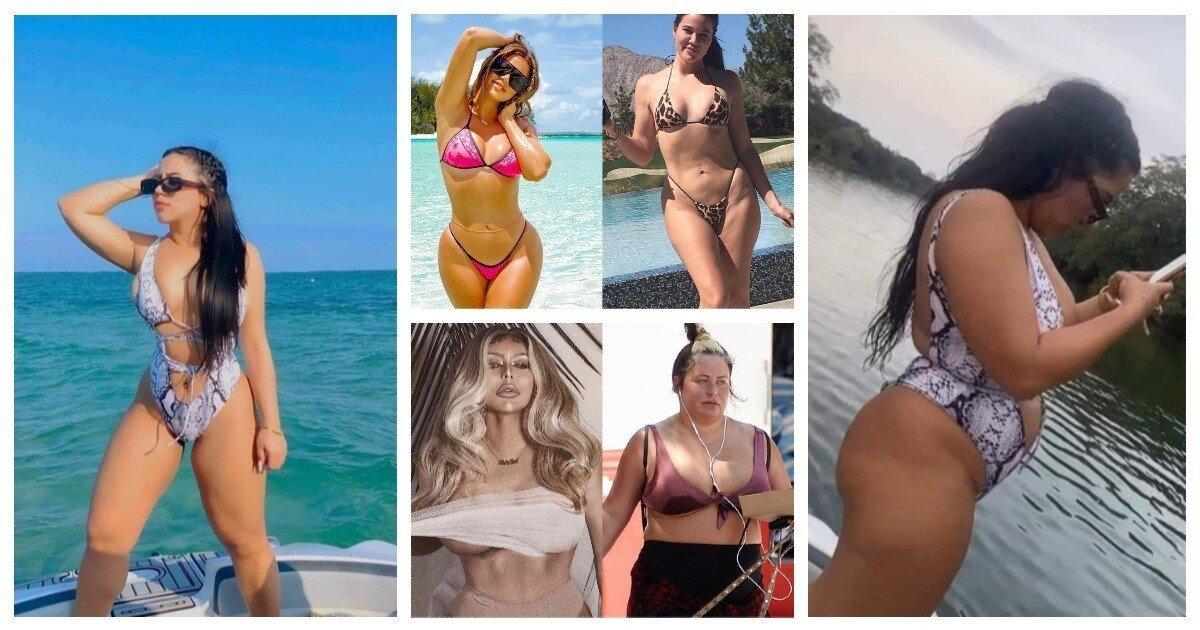 Реальный инстаграм: 20 примеров обмана от милых дам