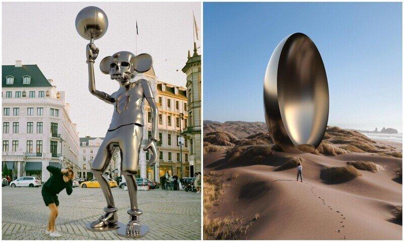Другое искусство: крутейшие фантазии скульптора Кена Келлехера