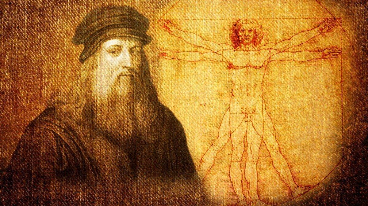 Леонардо да Винчи – человек гениальный во всем