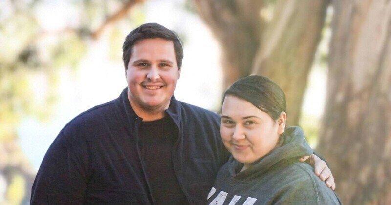 Пара скинула 190 кило на двоих, чтобы родить ребенка