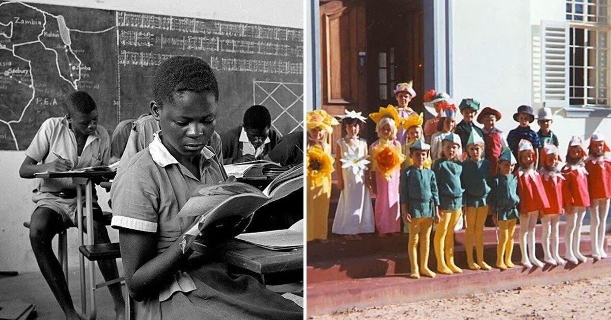Тюрьма народов? Редкие исторические кадры из Южной Родезии
