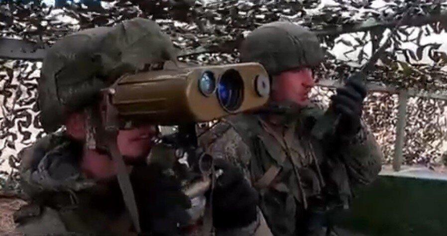 В рамках контрольной проверки были проведены учения мотострелковых частей и подразделений связи