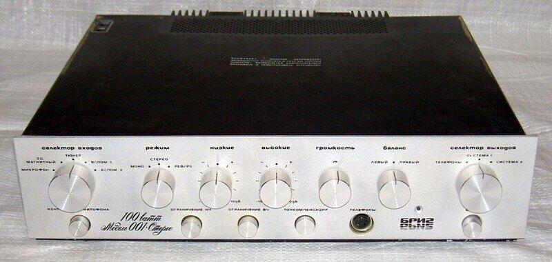 11 советских Hi-Fi усилителей. Почем музыка для народа?