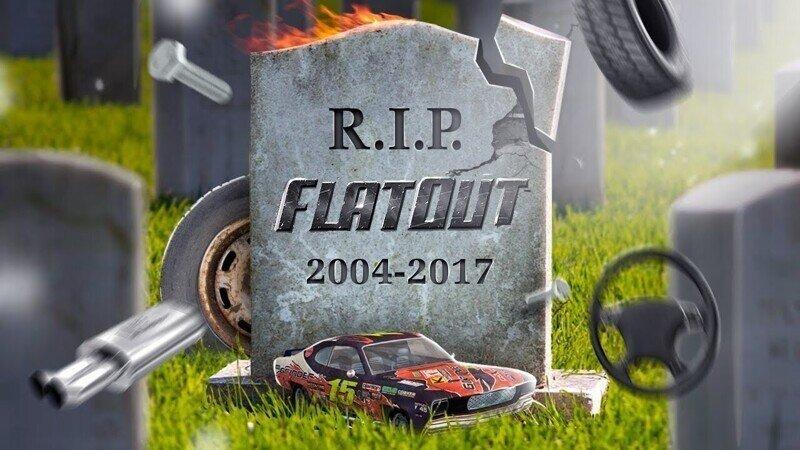 Как погибла FlatOut