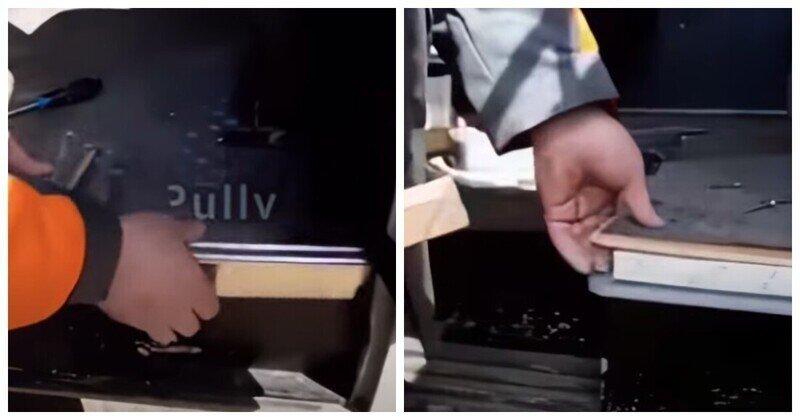 """""""Что это еще за чурбачки?"""": мужчина удивился внутренней конструкции порога УАЗа"""