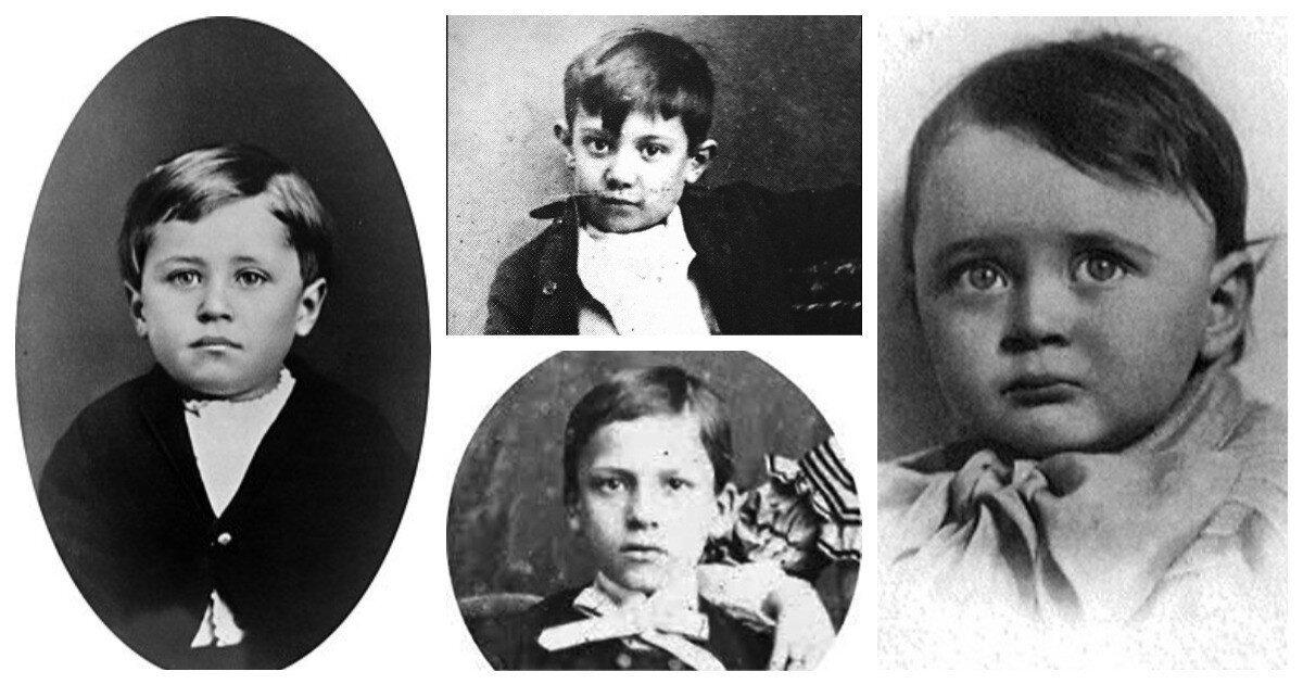 22 исторические личности из XIX века: детство тех, кто изменил мир