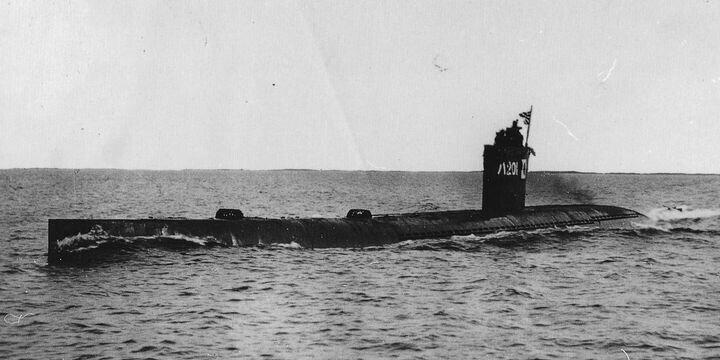 Опоздавшие на войну. Самые совершенные подводные лодки Императорского флота