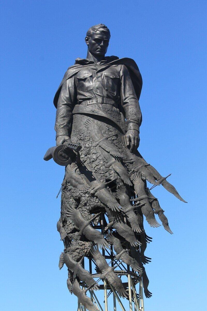 Мемориал Советскому Солдату
