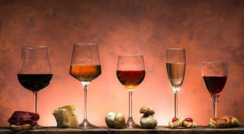 Как правильно подбирать вина к еде
