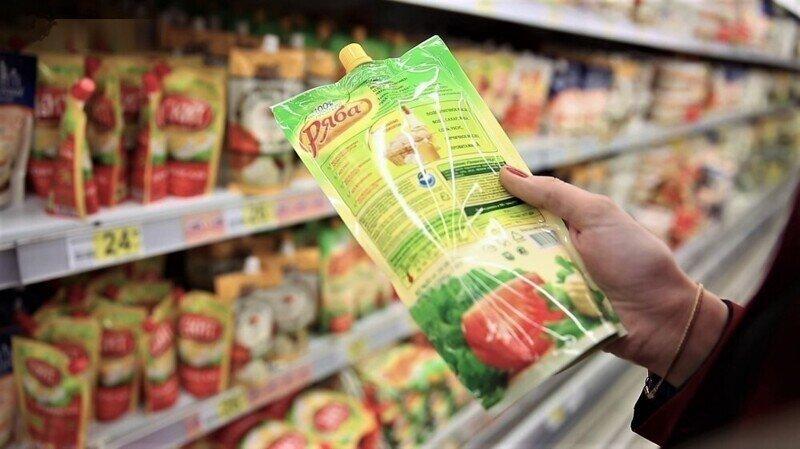 Майонез — главный продукт русской кухни