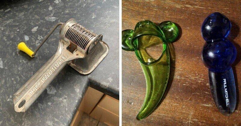 Кухонные принадлежности, при виде которых возникает только один вопрос: «Что это?»