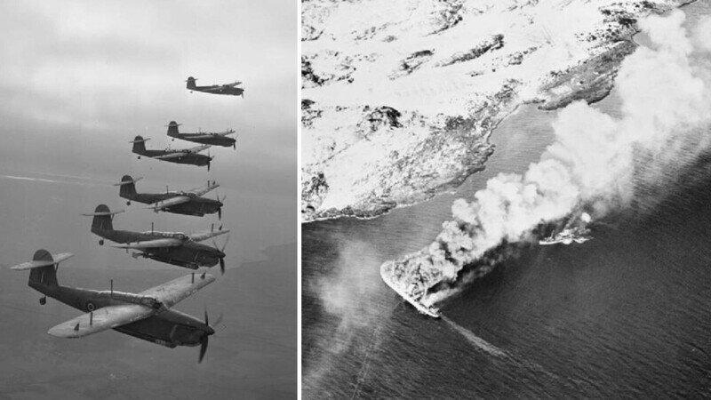В результате ошибки британских военно-морских сил утонули более 2000 советских солдат