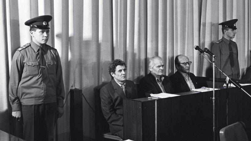 Его опознали жена и дети. За что в 1974 году в СССР приговорили к высшей мере наказания туриста из Канады