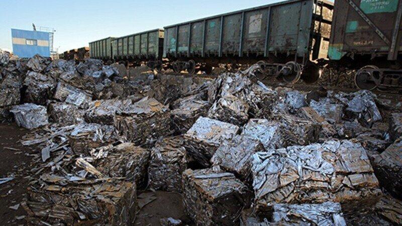 Лом черных металлов: погрузка растет, экспорт уменьшается