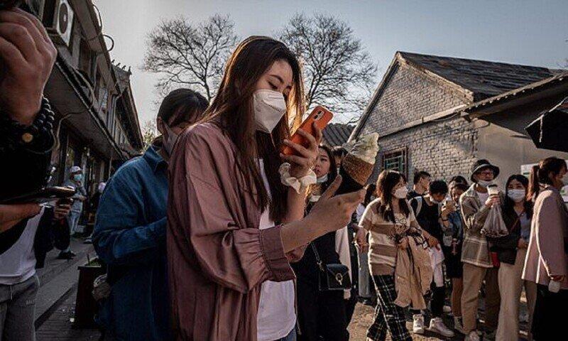 Китай запустил приложение для стукачей