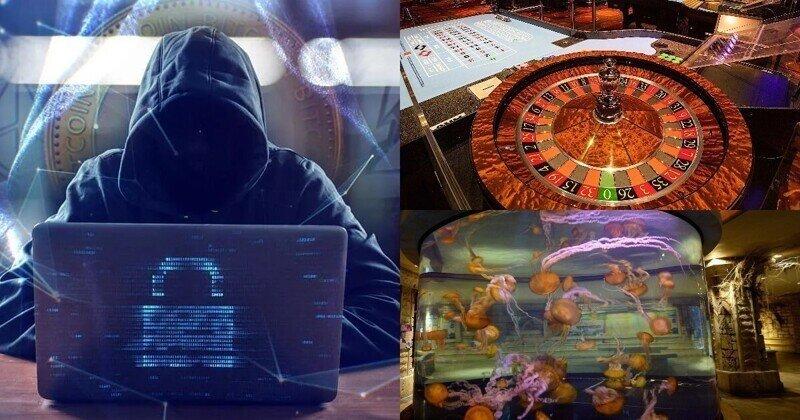 Хакеры из США сумели взломать базу данных крупного казино с помощью термостата в аквариуме
