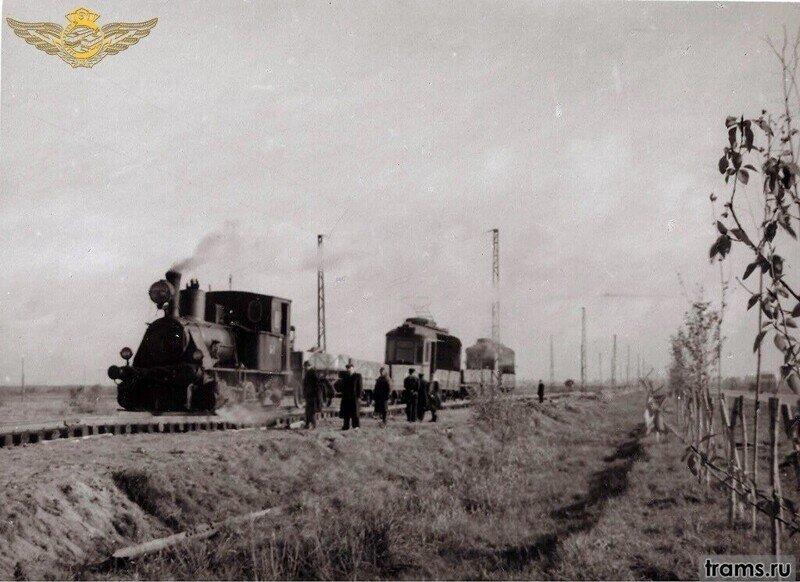 Ленинград 1953 года