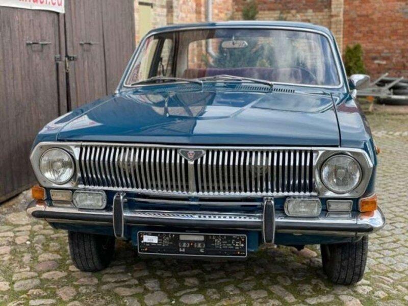 ГАЗ-24 «Волга» в неплохом состоянии продают в Германии