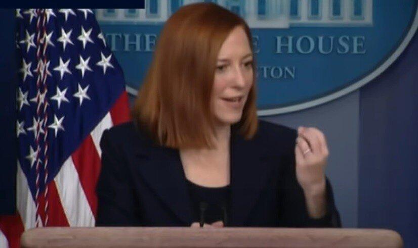 Псаки рассказала, как отнеслись в Белом доме ксловам Путина оШерхане ишакале Табаки: видео