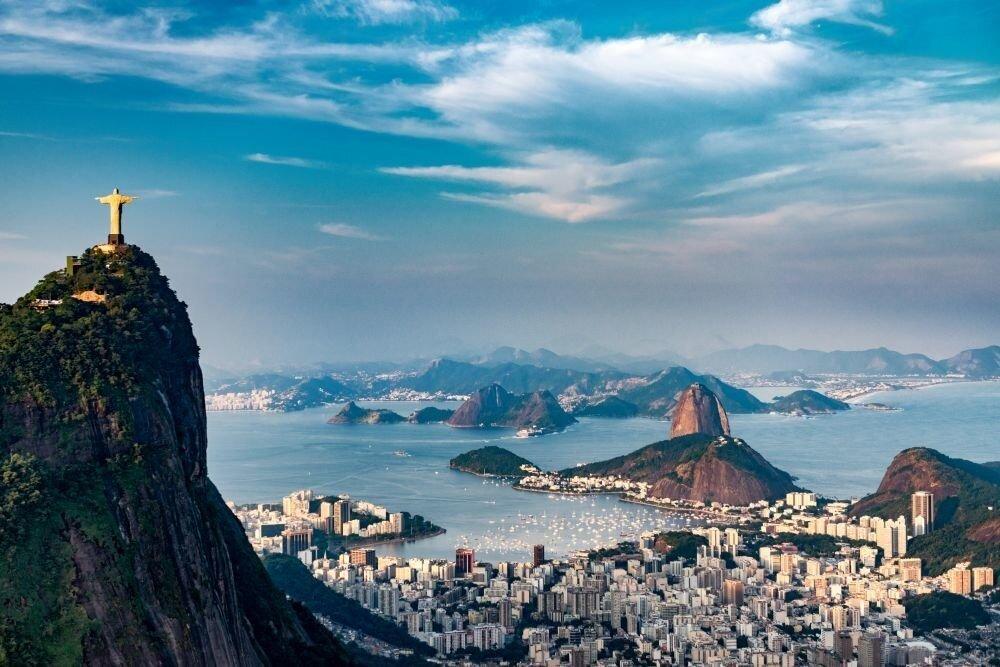 30 крупнейших городов Бразилии