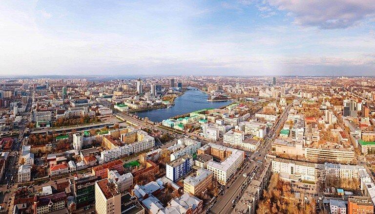 35 крупнейших городов России