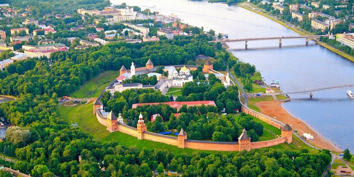 45 главных достопримечательностей Великого Новгорода