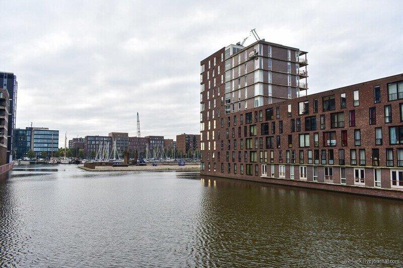 Что голландцы строят на месте моря. Фоторепортаж
