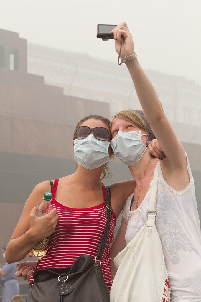 Исследование по поводу эффективности ношения масок