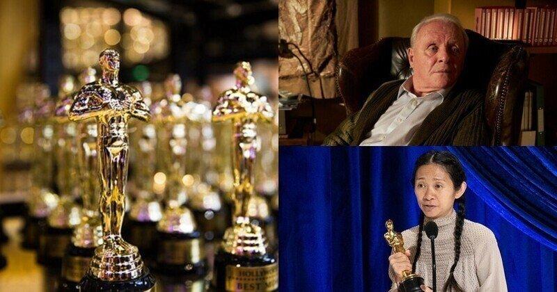 """Энтони Хопкинс стал самым старым обладателем статуэтки """"Оскар"""": в США объявлены лауреаты премии киноакадемии"""
