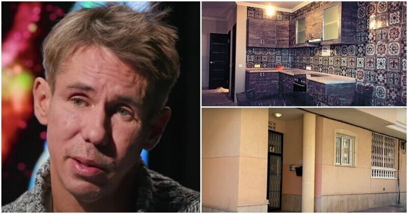 Как живет скандальный актер Алексей Панин: недвижимость в Испании и Москве