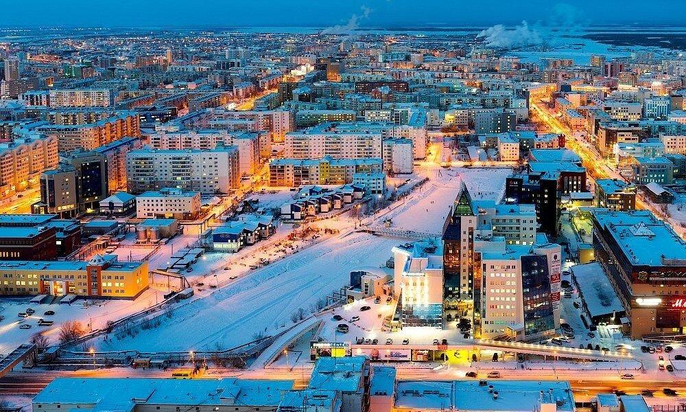 10 главных городов Якутии