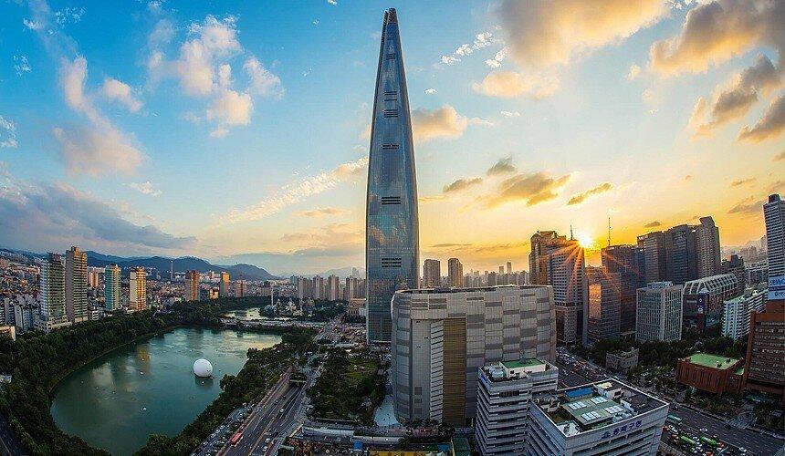 30 крупнейших городов Южной Кореи